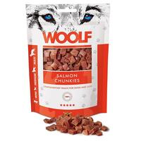 WOOLF Salmon Chunkies 100g (laks)