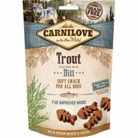 Carnilove Soft Snacks | Ørred og Dild (200g)