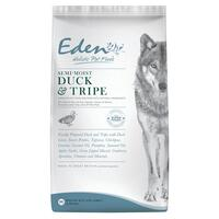 Eden Semi-Moist Duck & Tripe | 60% And og Kallun (6 og 12 kg)